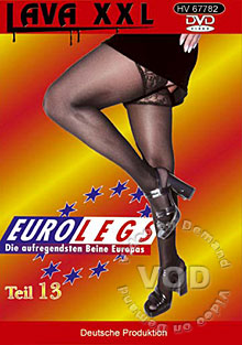 Euro Legs 13 Box Cover