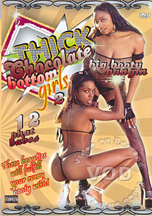 Thick Chocolate Bottom Girls 2 Box Cover