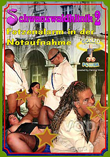 Schwanzwaldklinik 2 Box Cover