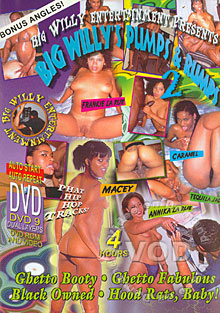 Big Willy's Pumps & Rumps 2 Box Cover
