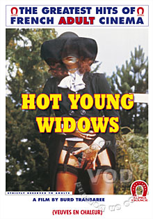 Hot Young Widows Box Cover