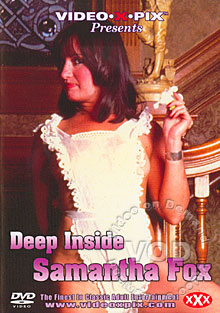 Deep Inside Samantha Fox Box Cover