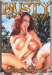 Busty Conquests Of Donita Dunes Box Cover
