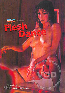 Flesh Dance Box Cover