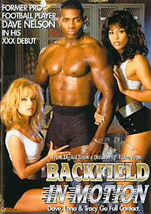 Backfield In Motion Box Cover