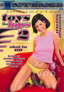 Toys Then Boys 2 Box Cover