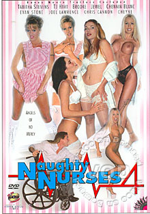 Naughty Nurses 4 Box Cover
