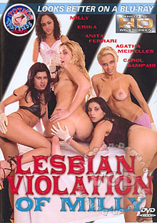Lesbian Violation Of Milly