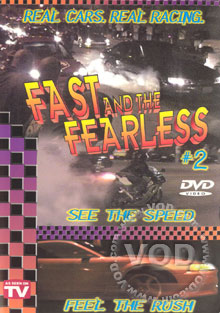 Fast and the Fearless #2 Box Cover