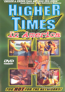 Higher Times In America Box Cover