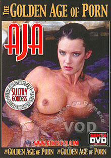 The Golden Age Of Porn - Aja Box Cover