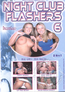 Night Club Flashers 6 Box Cover