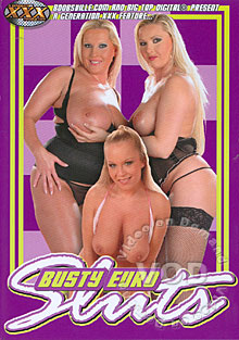 Busty Euro Sluts Box Cover