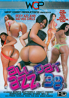 All Dat Azz 38 Box Cover