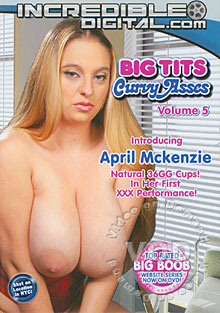 Big Tits Curvy Asses Volume 5 Box Cover