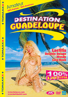 Destination Guadeloupe Box Cover
