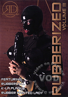 Rubberized Volume III Box Cover