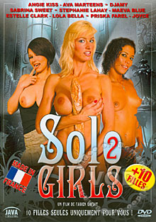 Solo Girls 2 Box Cover