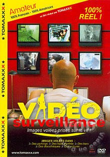 Video Surveillance Box Cover
