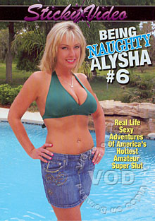 Being Naughty Alysha #6 Box Cover