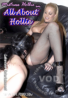 All About Hollie Box Cover