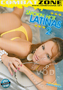 Smokin Hot Latinas 2 Box Cover