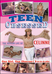 Teen Obsessed 1- The Voyeur Life of Celinne Box Cover