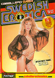 Swedish Erotica Volume 90 - Barbara Dare Box Cover