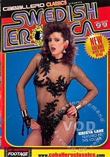 Swedish Erotica Volume 99 - Krista Lane Box Cover