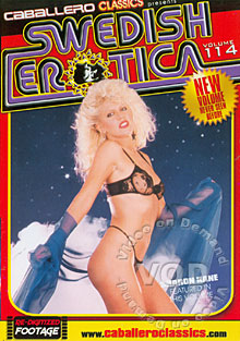 Swedish Erotica Volume 114 - Sharon Kane Box Cover