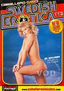 Swedish Erotica Volume 112 - KC Williams Box Cover
