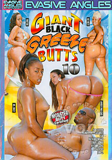 Giant Black Greeze Butts 10 Box Cover