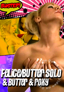 Felice/Butter Solo & Butter & Roxy Box Cover