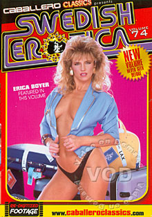 Swedish Erotica Volume 74 - Erica Boyer Box Cover