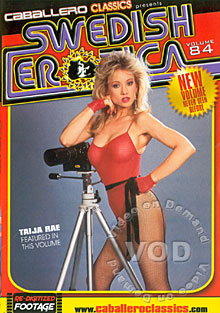 Swedish Erotica Volume 84 - Taija Rae Box Cover