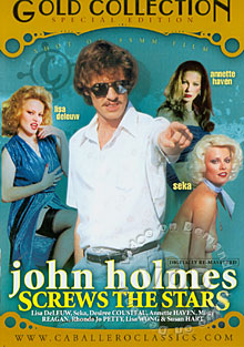 John Holmes Screws The Stars Box Cover