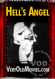 Hell's Angel Box Cover