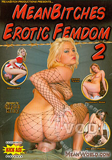 Mean Bitches - Erotic FemDom 2 Box Cover
