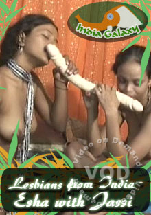 Lesbians From India - Esha with Jassi Box Cover