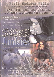 Smoke Junkies Box Cover