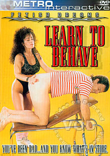 Learn To Behave Box Cover