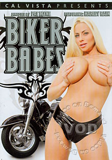 Biker Babes Box Cover