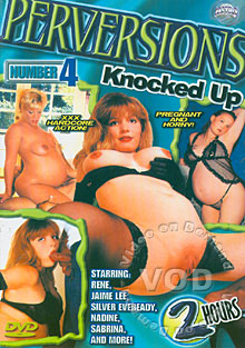 Perversions Number 4 - Knocked Up Box Cover