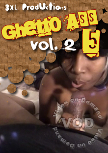 Ghetto Ass 5 Vol. 2 Box Cover