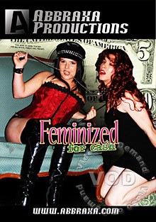 Feminized For Cash Box Cover