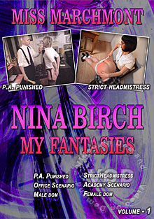 Nina Birch - My Fantasies Box Cover