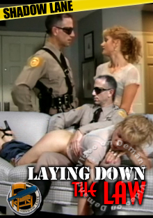 Laying Down The Law Box Cover