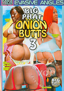Big Phat Onion Butts 3 Box Cover