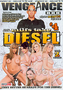 MILFs Take Diesel #4 Box Cover