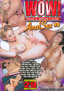 Wow! That's What I Call Anal Sex #3